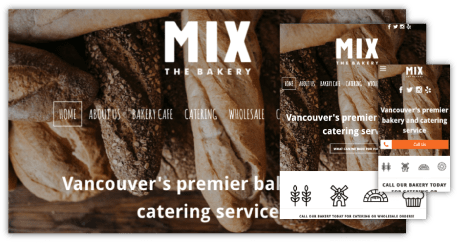 Mix The Bakery Demo